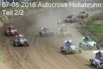 07-08-2016 Autocross Hollabrunn - 2.Teil