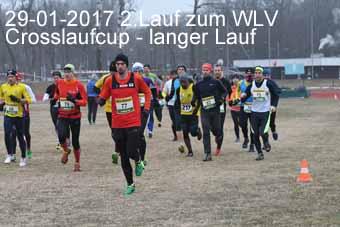 29-01-2017 2.Lauf zum WLV Crosslaufcup - langer Lauf
