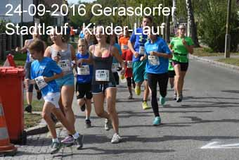 24-09-2016 Gerasdorfer Stadtlauf - Kinder-Lauf