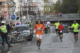 09-10-2016 Grazmarathon - km 30 und km 32 1.Teil