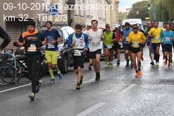 09-10-2016 Grazmarathon - km 32 2.Teil