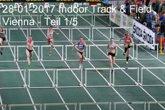 28-01-2017 Indoor Track & Field Vienna - 1.Teil