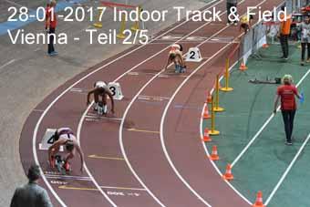 28-01-2017 Indoor Track & Field Vienna - 2.Teil