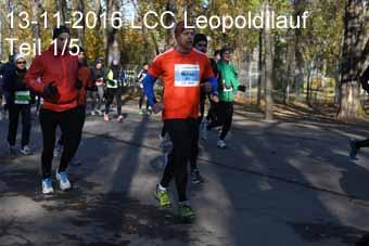 13-11-2016 LCC Leopoldilauf - 1.Teil