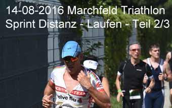 14-08-2016 Marchfeld Triathlon - Sprint Distanz - Laufen - 2.Teil