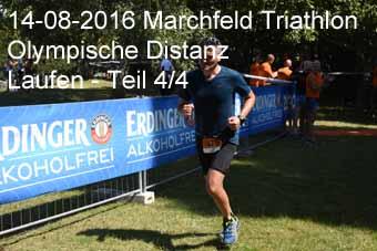 14-08-2016 Marchfeld Triathlon - Olympische Distanz - Laufen - 4.Teil