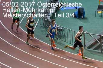 05-02-2017 Österreichische Hallen-Mehrkampf Meisterschaften - 3.Teil