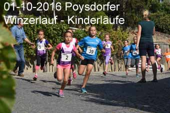 01-10-2016 Poysdorfer Winzerlauf - Kinderl�ufe
