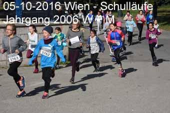 05-10-2016 Wien - Schull�ufe - Jahrgang 2006 W + M