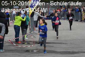 05-10-2016 Wien - Schull�ufe - Jahrgang 2004 W