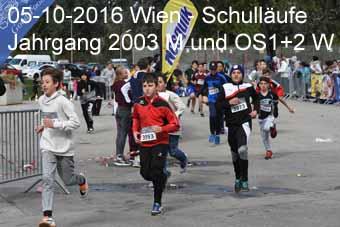 05-10-2016 Wien - Schull�ufe - Jahrgang 2003 M und OS1 + 2 W
