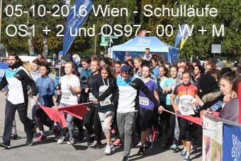 05-10-2016 Wien - Schull�ufe - OS1 + 2 M und OS97 - 00 W + M