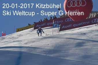 20-01-2017 Kitzbühel - Ski Weltcup Super G Herren