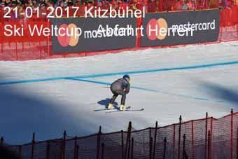 21-01-2017 Kitzbühel - Ski Weltcup Abfahrt Herren