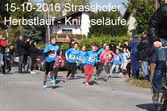 15-10-2016 Strasshofer Herbstlauf - Kinderl�ufe