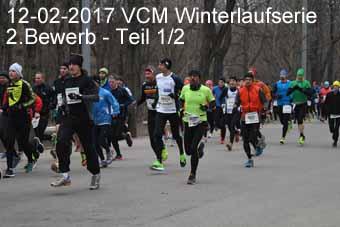 12-02-2017 VCM Winterlaufserie - 2.Bewerb - 1.Teil