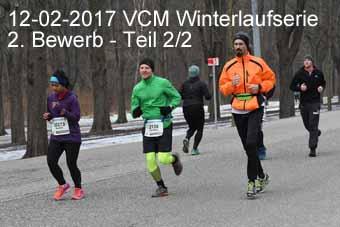 12-02-2017 VCM Winterlaufserie - 2.Bewerb - 2.Teil