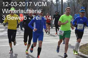 12-03-2017 VCM Winterlaufserie - 3.Bewerb - 1.Teil