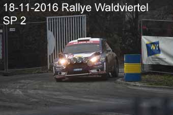 18-11-2016 Rallye Waldviertel - SP2