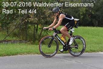 30-07-2016 Waldviertler Eisenmann - Rad - 4.Teil