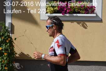 30-07-2016 Waldviertler Eisenmann - Laufen - 2.Teil