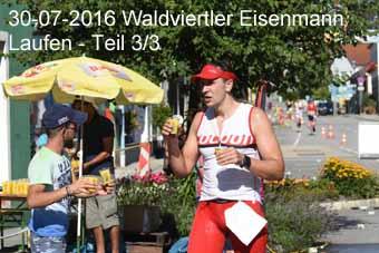 30-07-2016 Waldviertler Eisenmann - Laufen - 3.Teil