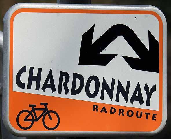Chardonnay Radroute (August 2017)