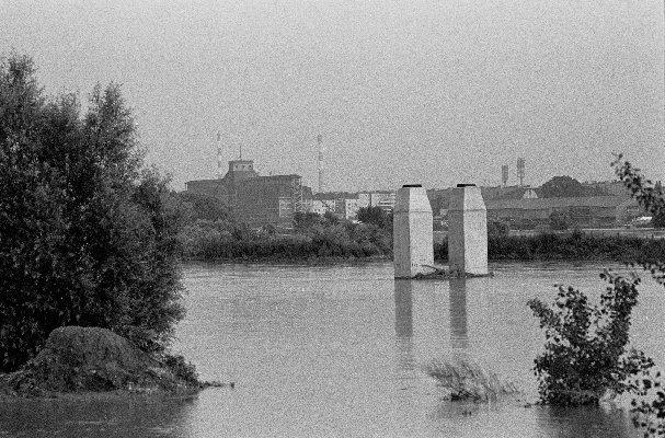 Donauhochwasser 1979