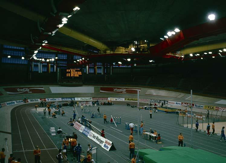 Leichtathletikgala Hallenstadion