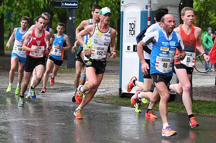 10 und 5km  ÖLV Meisterschaft