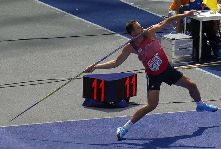 Leichathletik Europameisterschaft Berlin