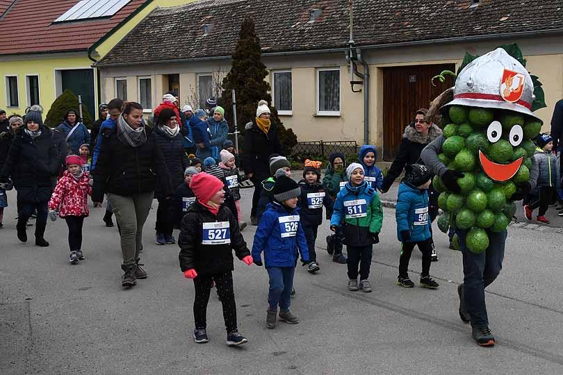 Neuruppersdorfer Silvesterlauf
