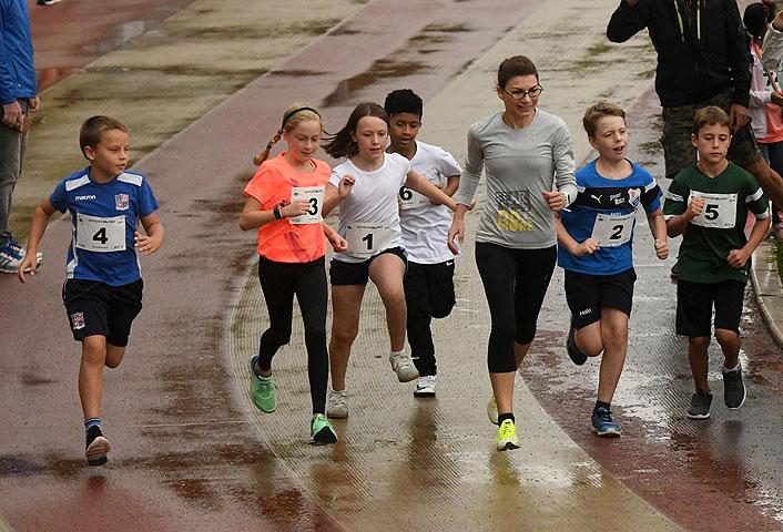 Sportfreunde-Kinder - Charity Lauf