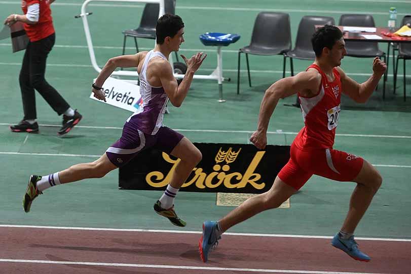 Indoor Track & Field Vienna