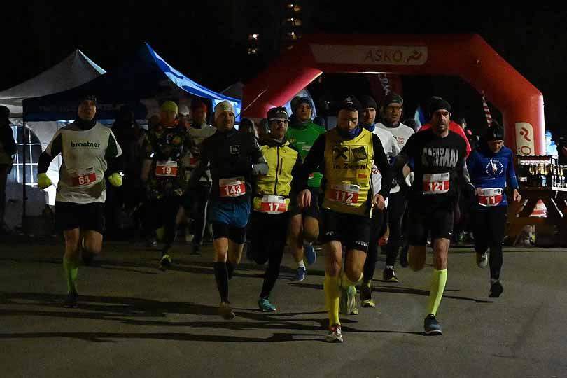 Midnight Run im Donaupark