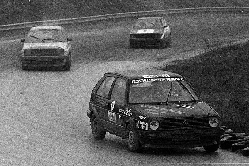 Rallycross Melk
