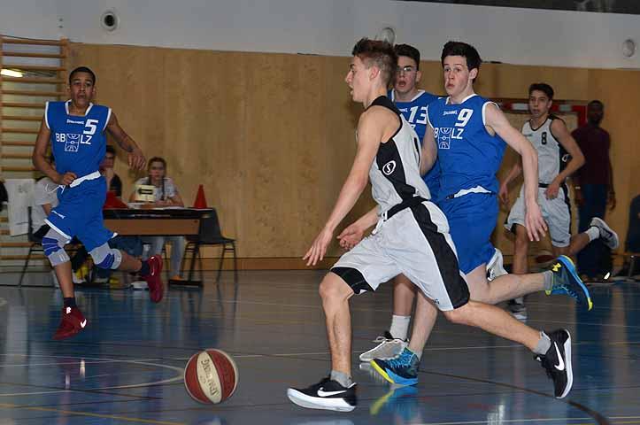 Basketball - ÖMS MU16 - UDW Alligators : Vienna 87