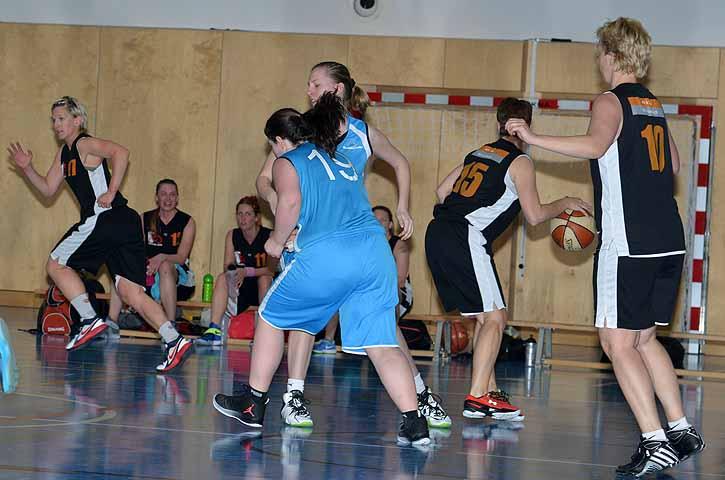 Basketball - Damen - UDW Alligators : Baden Black Jacks