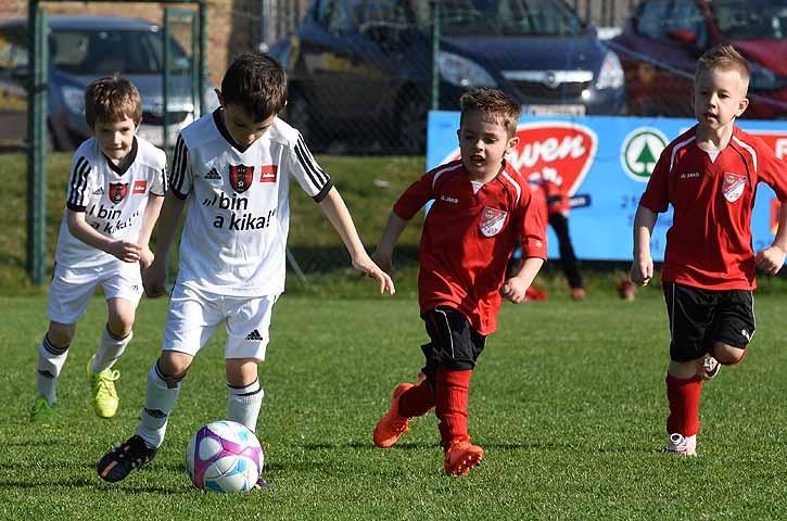 Fußball U6 Bambini - USV Leitzersdorf : SV Gerasdorf Stammersdorf